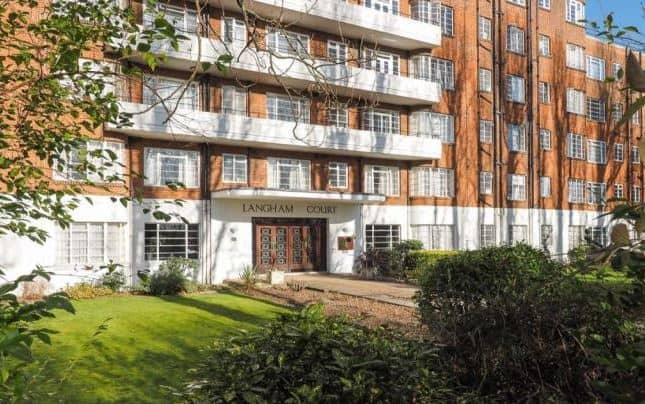 דירת סטודיו בלונדון – Wyke Road